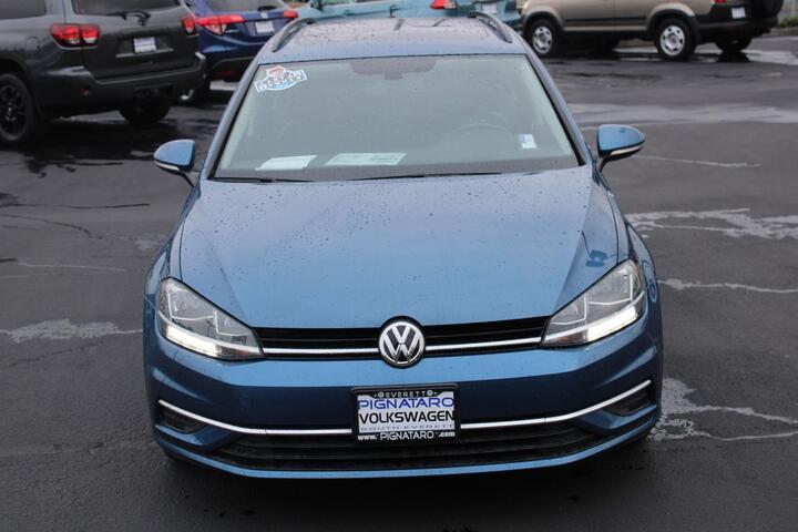 2018 Volkswagen Golf SportWagen SE Everett WA