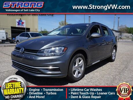 2018 Volkswagen Golf SportWagen SE Salt Lake City UT