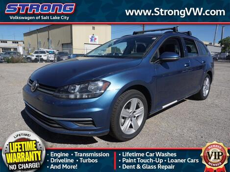 2018_Volkswagen_Golf SportWagen_SE_ Salt Lake City UT
