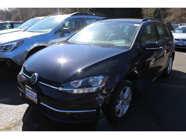 2018 Volkswagen Golf SportWagen SE Seattle WA