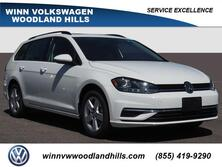 Volkswagen Golf SportWagen TSI SE Woodland Hills CA