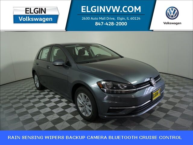 2018 Volkswagen Golf TSI S 4-Door Elgin IL