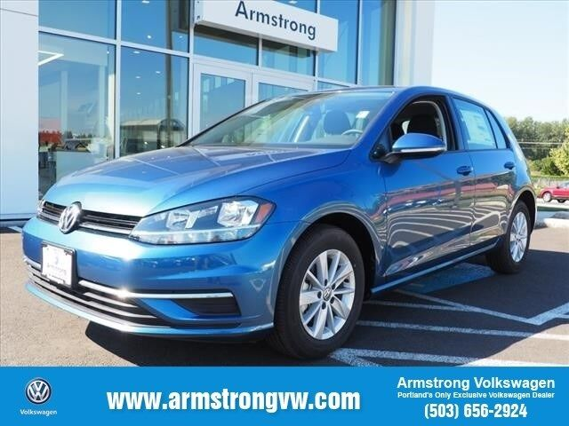 2018_Volkswagen_Golf_TSI S 4-Door_ Gladstone OR