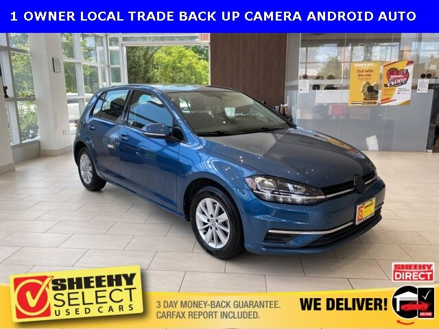 2018 Volkswagen Golf TSI S 4 Door Chantilly VA