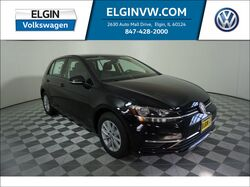 2018_Volkswagen_Golf_TSI S_ Elgin IL