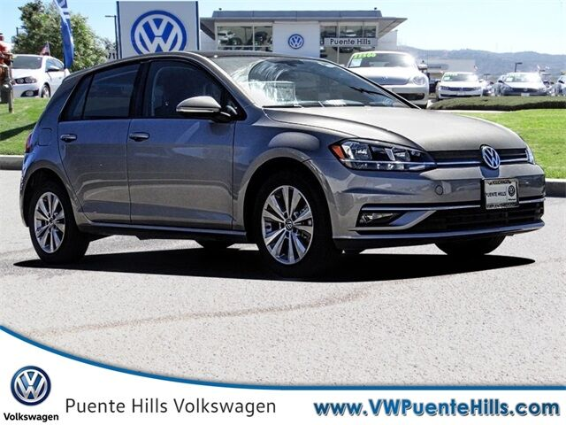 2018 Volkswagen Golf TSI SE 4-Door City of Industry CA