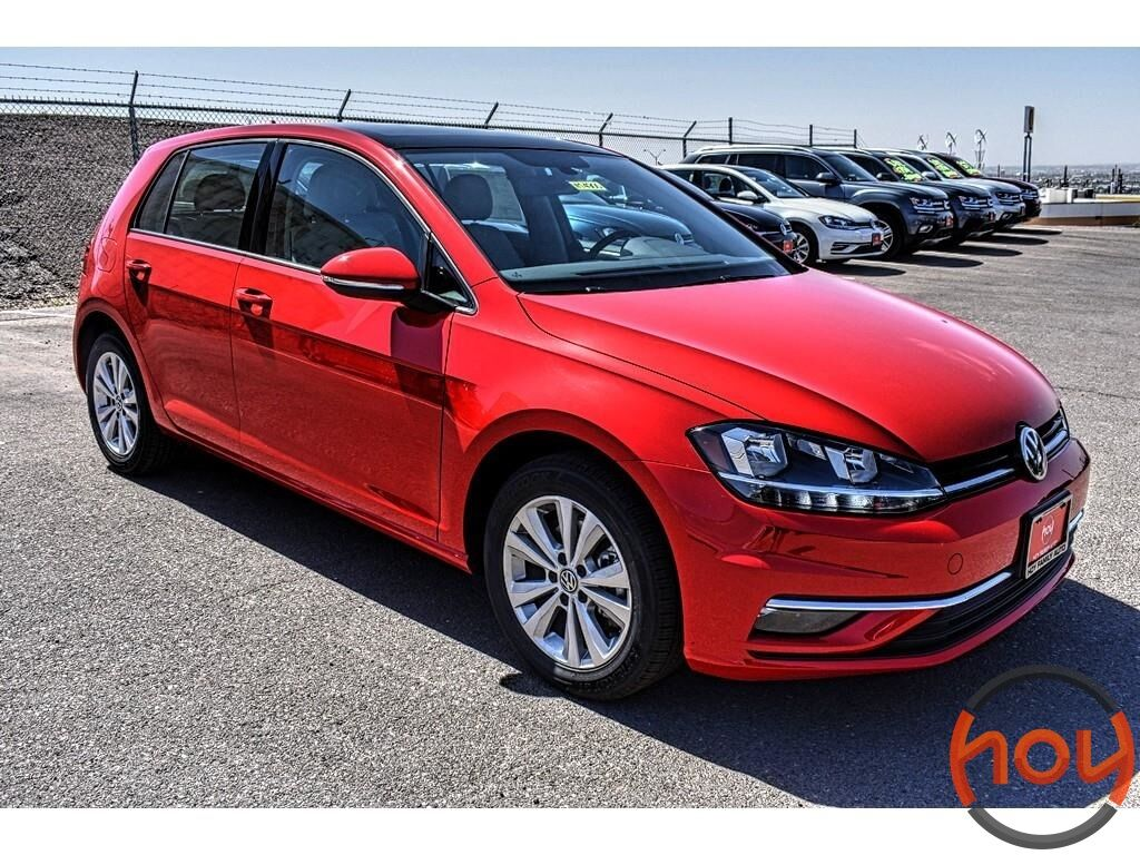 2018 Volkswagen Golf TSI SE 4-Door