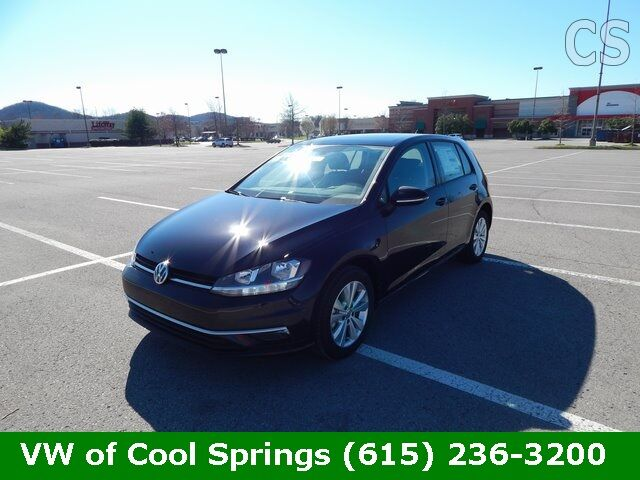 2018 Volkswagen Golf TSI SE 4-Door Franklin TN