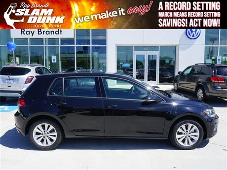 2018 Volkswagen Golf TSI SE 4-Door New Orleans LA