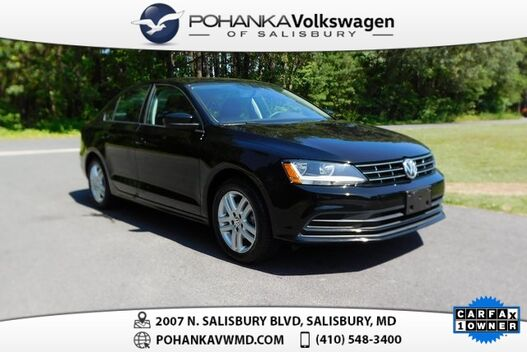 2018_Volkswagen_Jetta_1.4T S ** ONE OWNER ** 0% FINANCING AVAILABLE **_ Salisbury MD