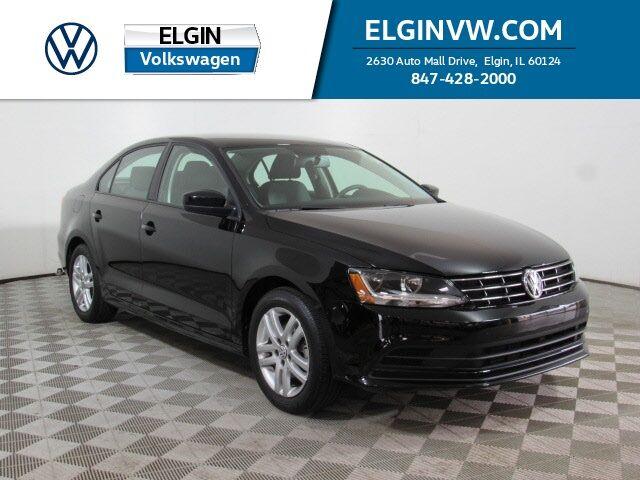 2018 Volkswagen Jetta 1.4T S Elgin IL