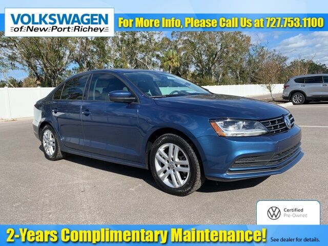 2018 Volkswagen Jetta 1.4T S New Port Richey FL