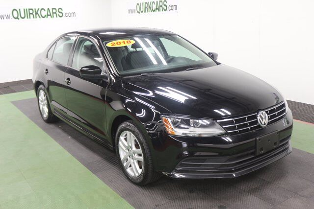 2018 Volkswagen Jetta 1.4T S W/ COLD WEATHER PACK HEATED SEATS Manchester NH