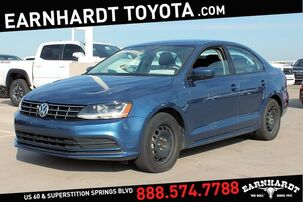 2018_Volkswagen_Jetta_1.4T S *WELL MAINTAINED*_ Phoenix AZ