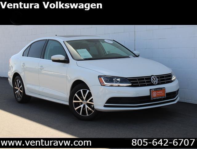 2018 Volkswagen Jetta 1.4T SE Auto Ventura CA