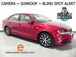 2018_Volkswagen_Jetta 1.4T SE_*BACKUP-CAMERA, BLIND SPOT ALERT, MOONROOF, KEYLESS ENTRY/START, TOUCH SCREEN, BLUETOOTH PHONE & AUDIO_ Round Rock TX