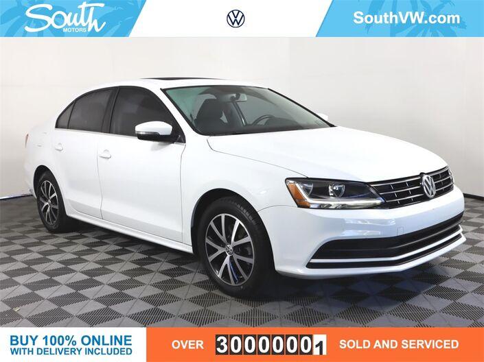 2018 Volkswagen Jetta 1.4T SE Miami FL