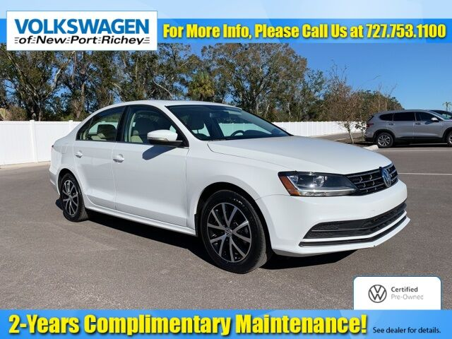 2018 Volkswagen Jetta 1.4T SE New Port Richey FL