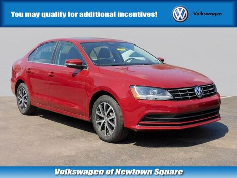 2018_Volkswagen_Jetta_1.4T SE_ Newtown Square PA