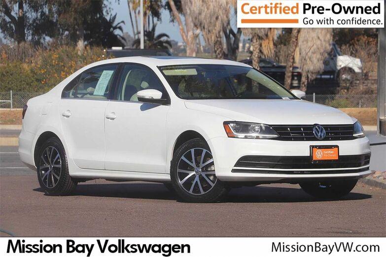 2018 Volkswagen Jetta 1.4T SE TECHNOLOGY PKG San Diego CA
