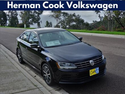2018_Volkswagen_Jetta_1.4T SE_ Encinitas CA