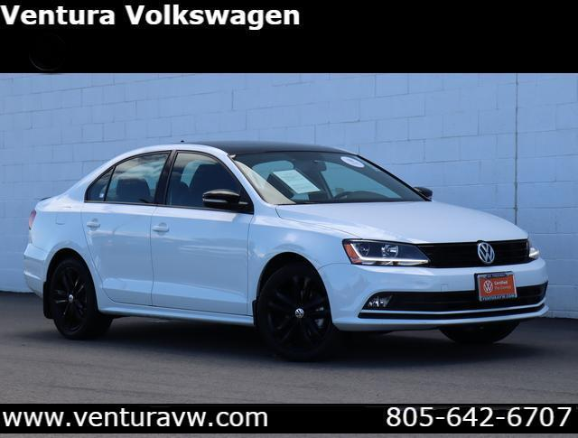 2018 Volkswagen Jetta 1.8T SE Sport Auto Ventura CA