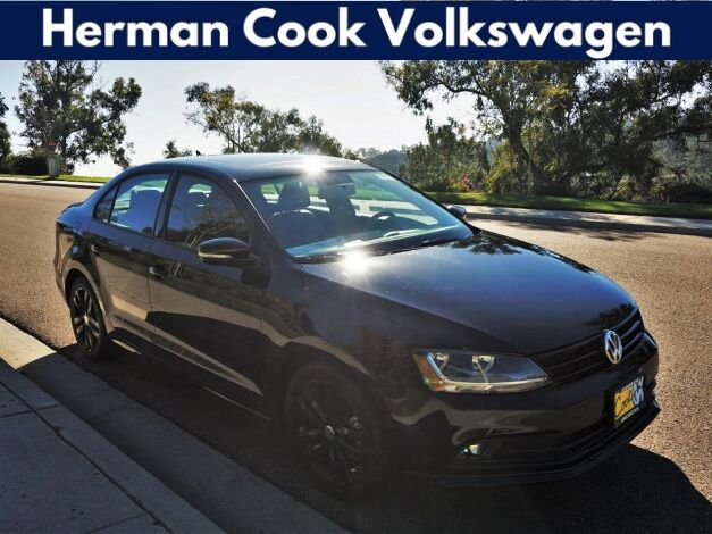 2018 Volkswagen Jetta 1.8T SE Sport Encinitas CA