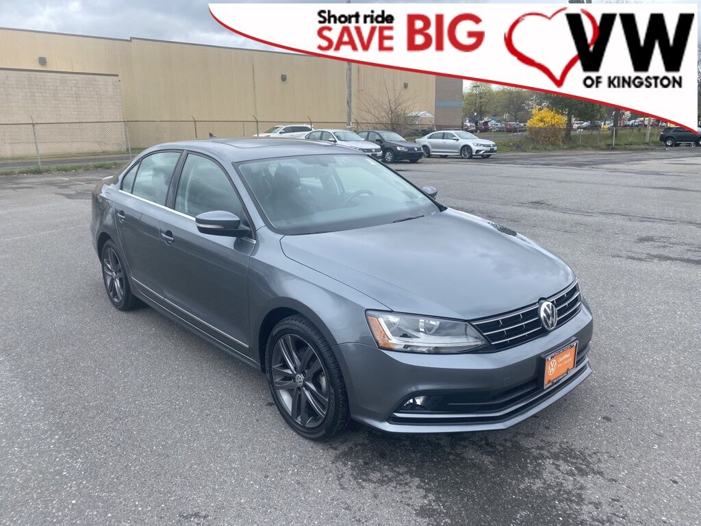 2018_Volkswagen_Jetta_1.8T SEL_ Kingston NY