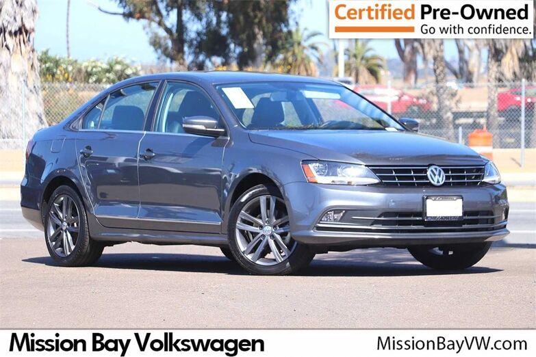 2018 Volkswagen Jetta 1.8T SEL San Diego CA