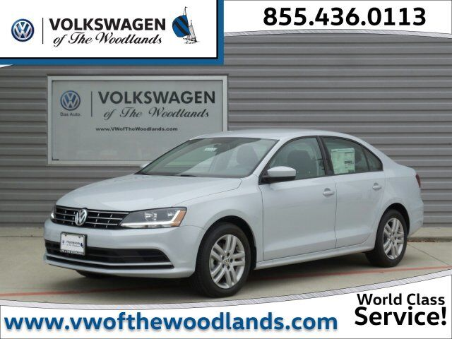 2018 Volkswagen Jetta Sedan 1.4T S The Woodlands TX