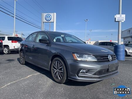 2018_Volkswagen_Jetta_Wolfsburg ** CERTIFIED ** LEATHER ** CLEAN CARFAX **_ Salisbury MD