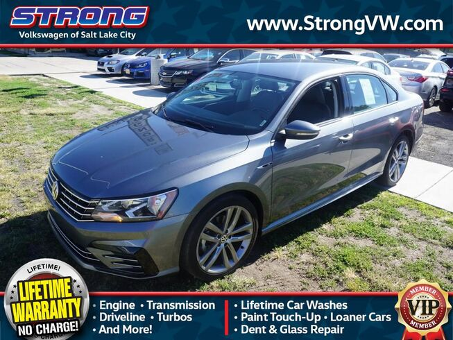 2018 Volkswagen Passat 2.0T R-LINE Salt Lake City UT