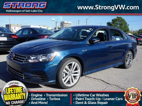 2018_Volkswagen_Passat_2.0T R-LINE_ Salt Lake City UT