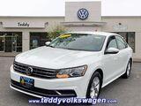 2018 Volkswagen Passat 2.0T S Video