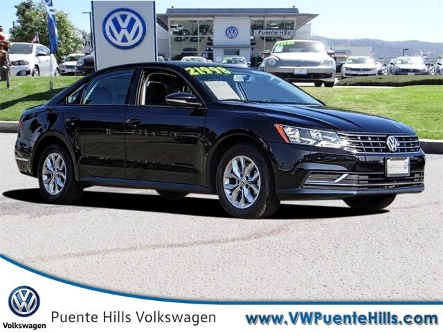 2018 Volkswagen Passat 2.0T S City of Industry CA