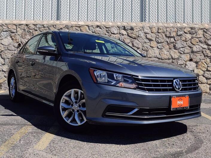 2018 Volkswagen Passat 2.0T S El Paso TX