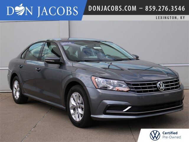 2018 Volkswagen Passat 2.0T S Lexington KY