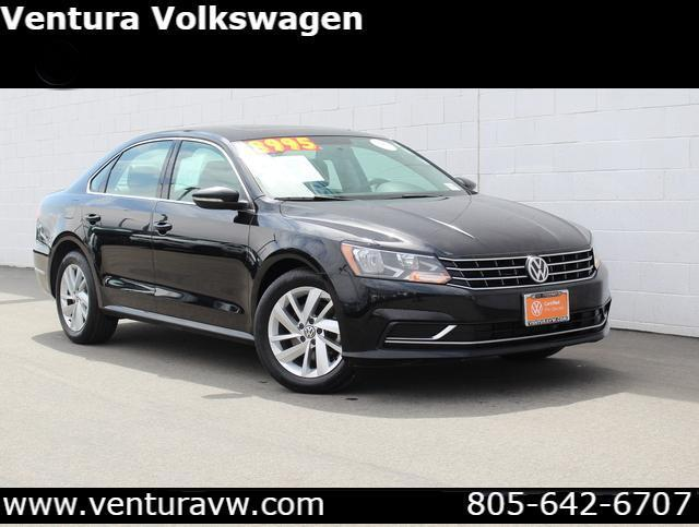2018 Volkswagen Passat 2.0T SE Auto Ventura CA