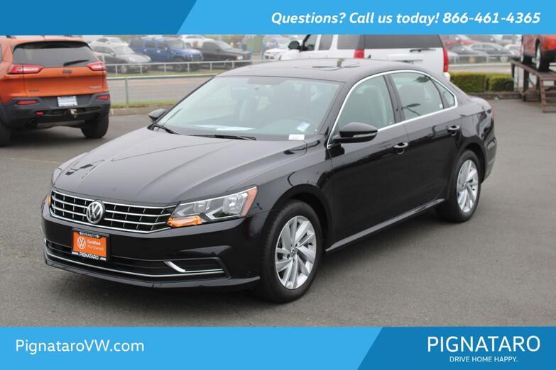 2018 Volkswagen Passat 2.0T SE Everett WA
