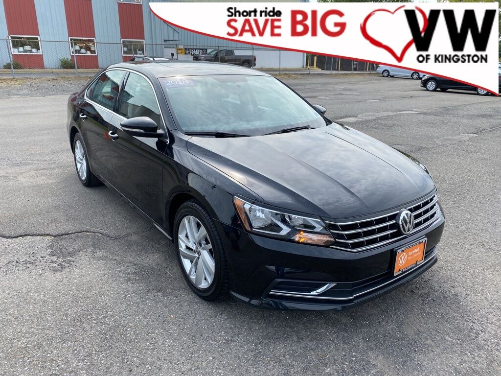 2018_Volkswagen_Passat_2.0T SE_ Kingston NY
