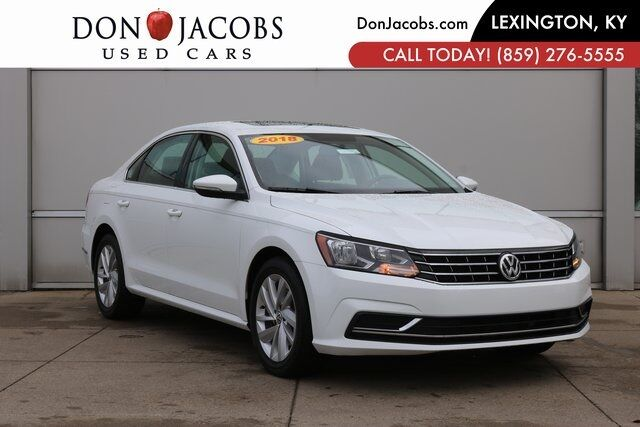 2018 Volkswagen Passat 2.0T SE Lexington KY