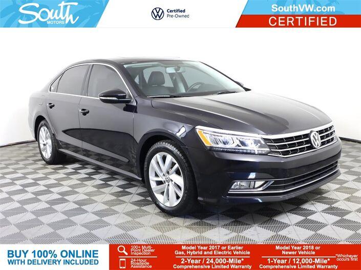 2018 Volkswagen Passat 2.0T SE Miami FL
