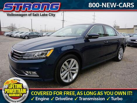 2018_Volkswagen_Passat_2.0T SE_ Salt Lake City UT