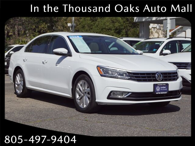 2018 Volkswagen Passat 2.0T SE W/TECHNOLOGY Thousand Oaks CA