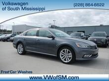 2018_Volkswagen_Passat_2.0T SE w/Technology_ South Mississippi MS