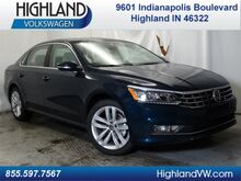2018_Volkswagen_Passat_2.0T SE w/Technology_ Highland IN