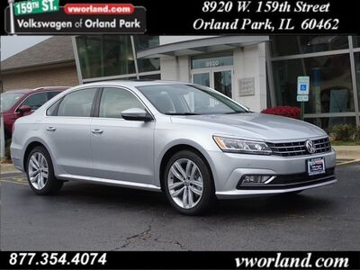 2018_Volkswagen_Passat_2.0T SE w/Technology_ Orland Park IL
