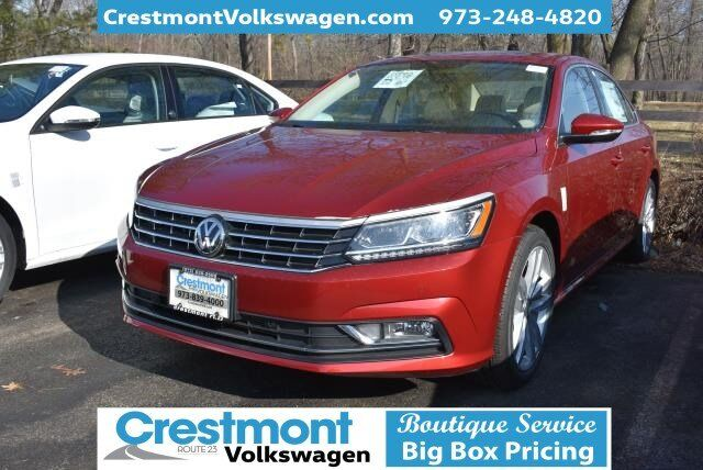 2018 Volkswagen Passat 2.0T SE w/Technology Pompton Plains NJ