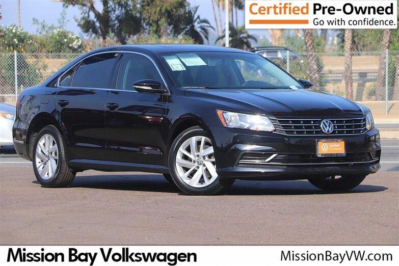 2018 Volkswagen Passat 2.0T SE w/Technology San Diego CA