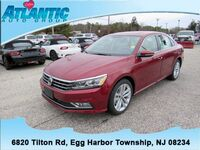 2018 Volkswagen Passat 2.0T SE with Technology